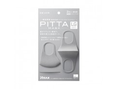 피타 마스크 PITTA MASK LIGHT GRAY 3장